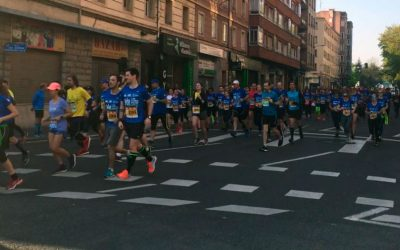 """""""Vitoria-Gasteiz kirolaren hiriburua"""" -Saioa Beistegui-"""