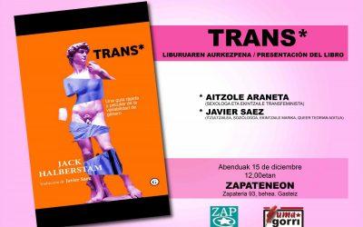 TRANS*, una guía rápida y peculiar de la variabilidad de género