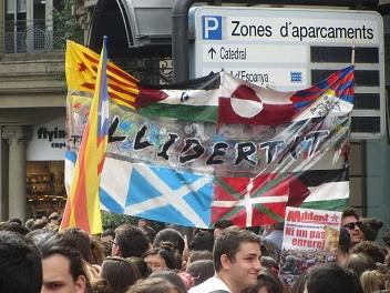 Catalunya | Contexto político y social en la antesala del juicio a los y las independentistas encarcelados