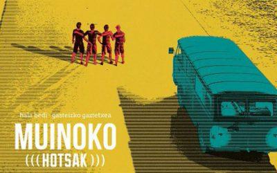 D-Tox eta Paüra bilduko dira Muinoko Hotsak-en urteko azken kontzertuan