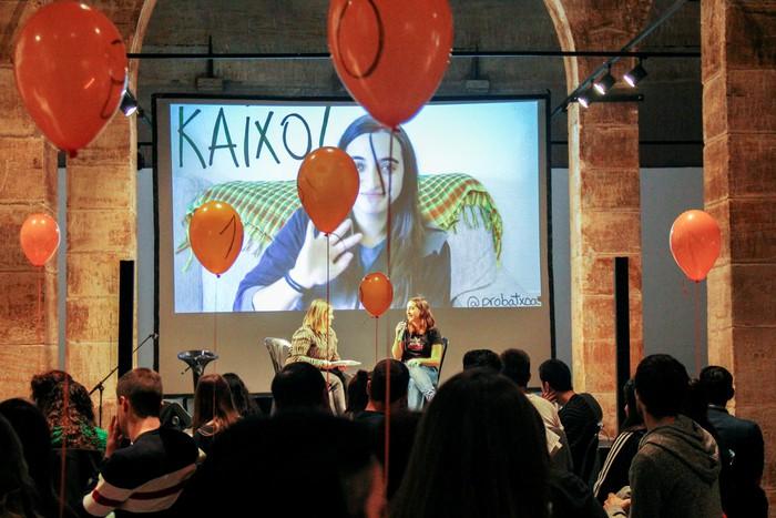 Euskal 'Siri' baten faltan, baina gogotsu