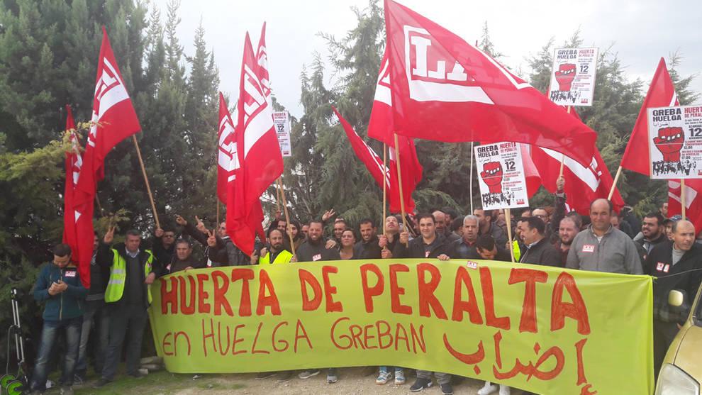 """Rosalia Bona: """"En el sector agrario de la Ribera existe una realidad de trabajo precario mal pagado y no se cumple el convenio"""""""