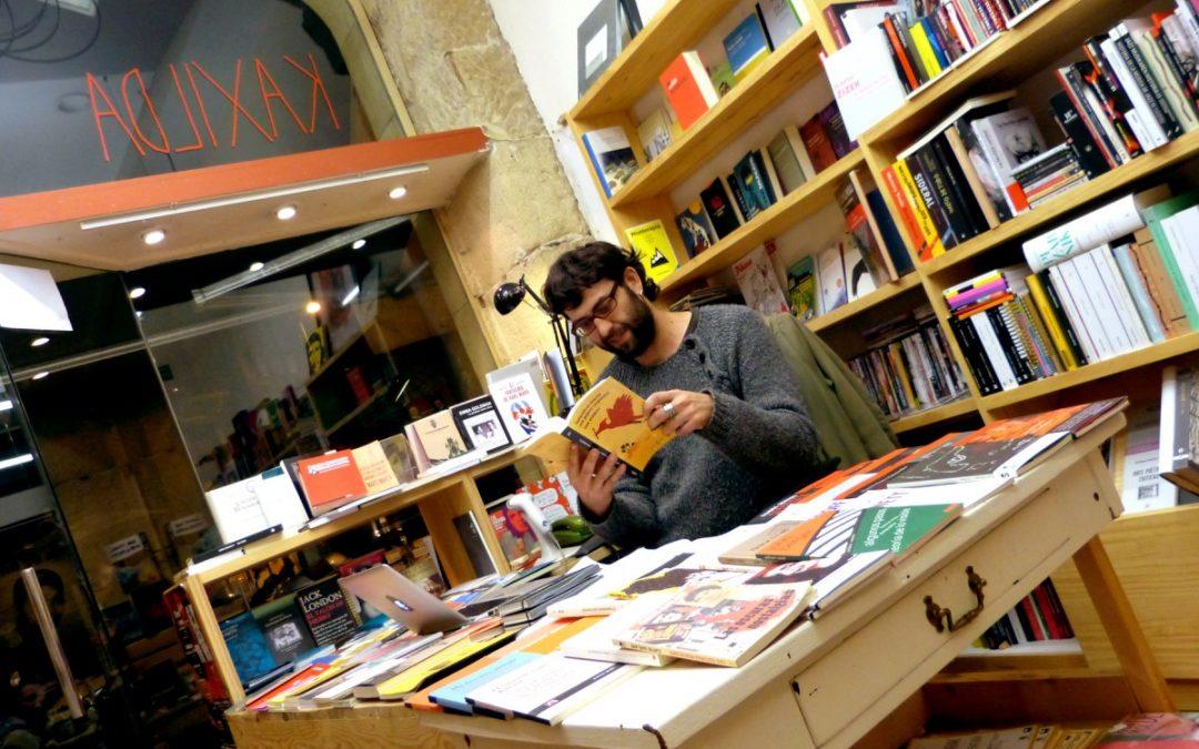 Literatura l Kaxilda, más que una librería