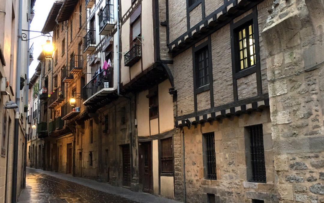 ¿Qué pasa con las casas del Casco Viejo de Gasteiz?