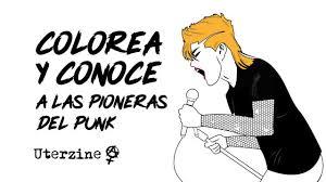 """Crowfunding libro """"Mujeres punks: las pioneras de nuestra escena"""""""
