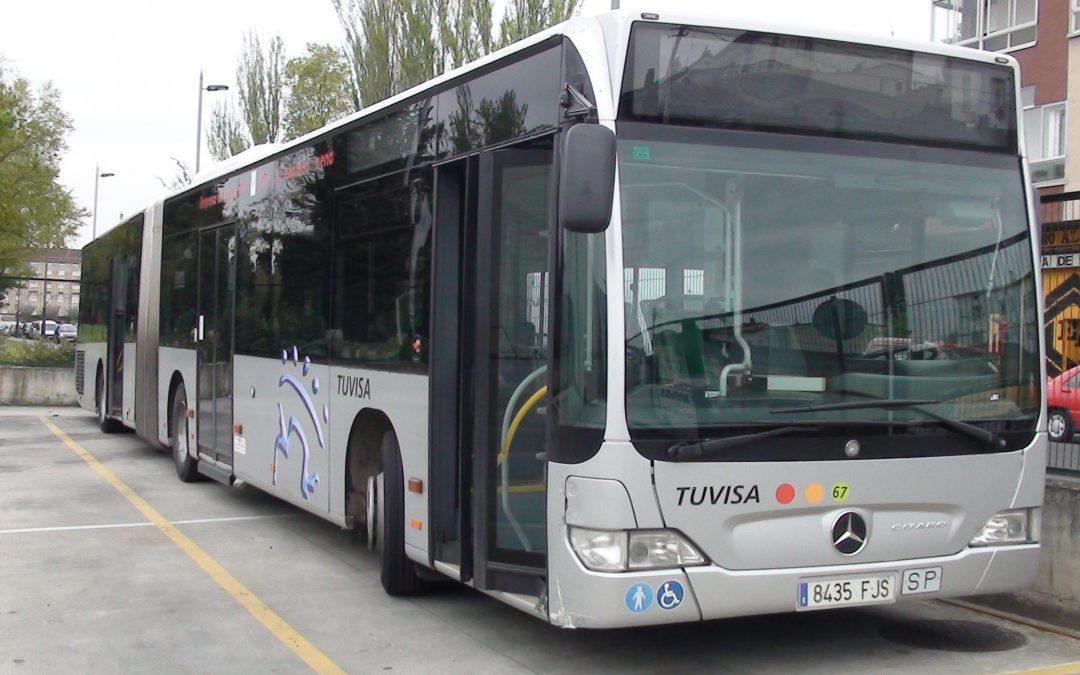 """""""El reglamento de Tuvisa no dice que no se puede subir al autobús con el patinete sin plegar"""""""