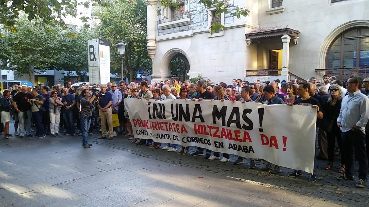 """Iker Pérez: """"Desde ESK esperamos que con esta sanción haya un cambio de rumbo en el tratamiento de los accidentes"""""""