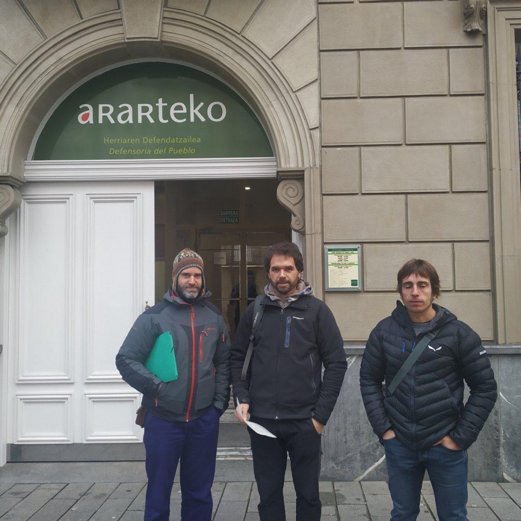 AHT-ren aurka dauden plataforma ezberdinak Bruselan egongo dira datorren astean