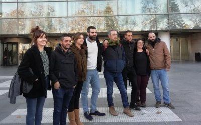 """Uhintifada 337: Pau Fabregat: """"Nos ha imputado por delitos de odio un abogado conocido por defender a neonazis. Están retorciendo la ley para escarmentar a defensores de los DDHH"""""""