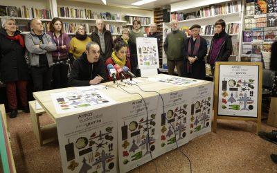 """""""Gerrarako Eusko Label Armak"""" Jardunaldi antinmilitaristak Gasteizen Urtarrilaren 22tik Otsailaren 2ra"""