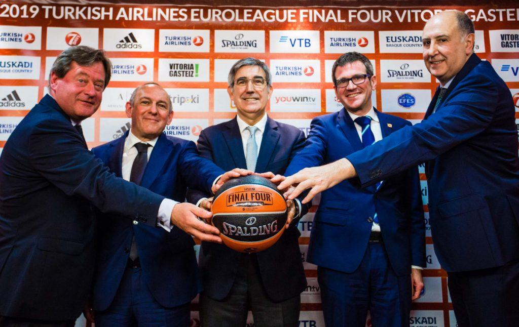 La Euroliga busca 170 personas que trabajen gratis en la Final Four