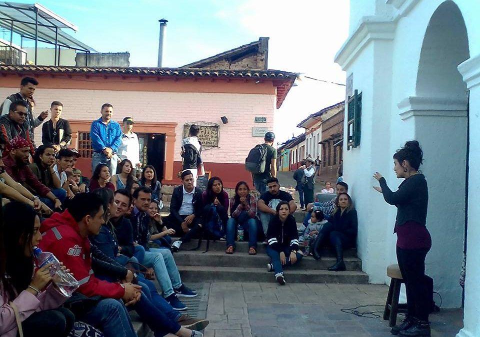 Kasakatxan 4.07: Cuentos en Colombia / Suaren bila Hegoamerikan
