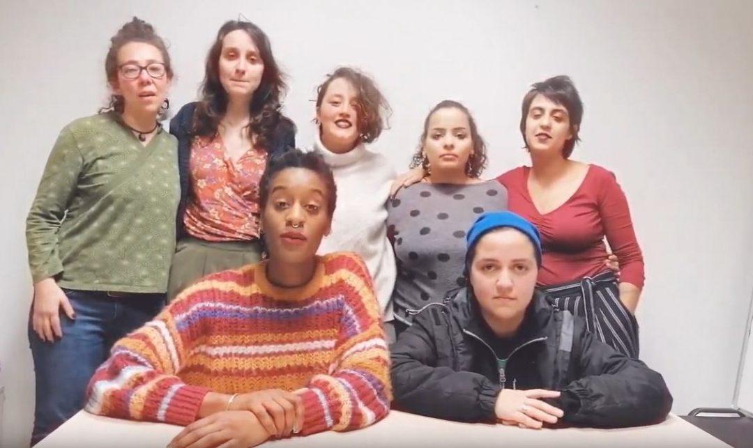 Las mujeres racializadas llaman a secundar la Huelga Feminista del 8 de Marzo