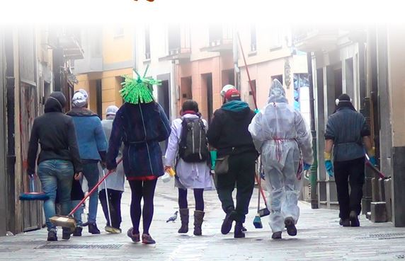 'Desjabetuon Eskola' aurkeztu du Birjabetze Kolektiboak