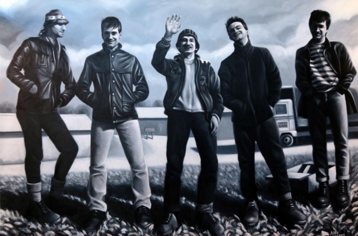 """""""Es  impresionante  que  La  Polla  Records  surgiera  en  aquel  Agurain  de  los  años  70"""""""