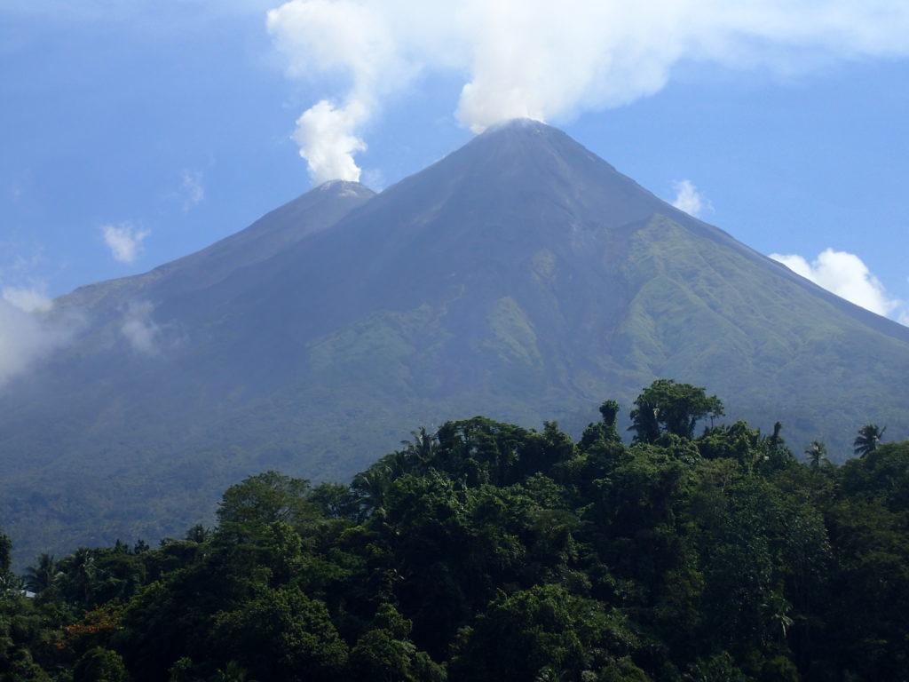 4.08: Viajes con ayahuasca / Vulcanismo en Indonesia