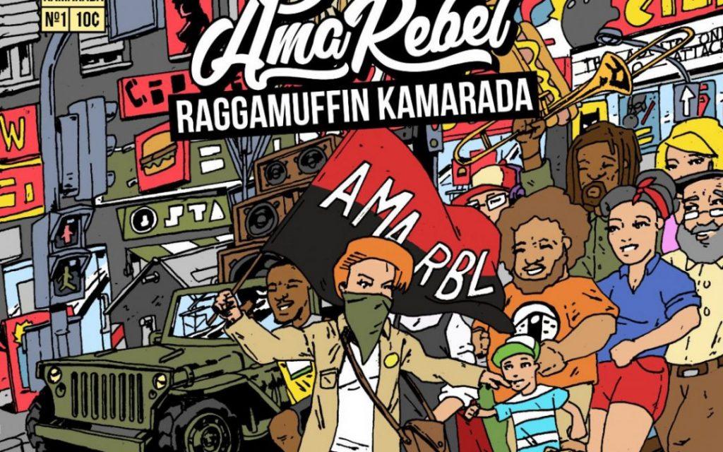 Reggae utopikoa Suaia eta Ama Rebel-en eskutik