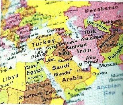 Qué mundo | Pinceladas sobre Oriente Medio