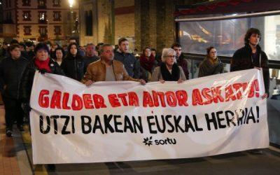Aitor Zelaia y Galder Barbado siguen en aislamiento en Soto del real