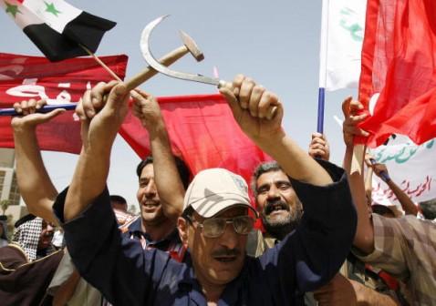 Ekialde Hurbileko Geopolitika Zikloa – Inperio Otomandarra, Sozialismo arabiarra eta Monarkia islamikoak