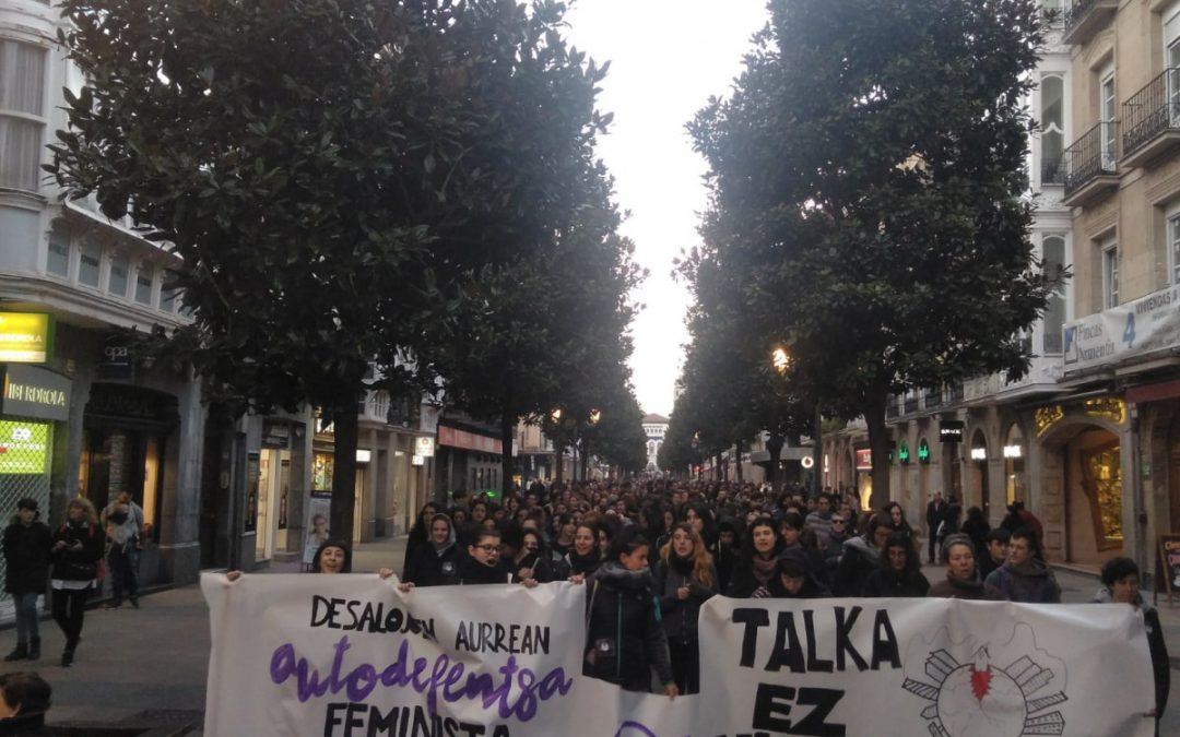Ehundaka lagunen babesa jaso du Talka proiektu feministak
