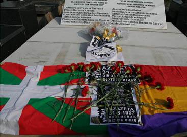 La masacre de Azazeta, 83 años de la mayor matanza franquista en Araba