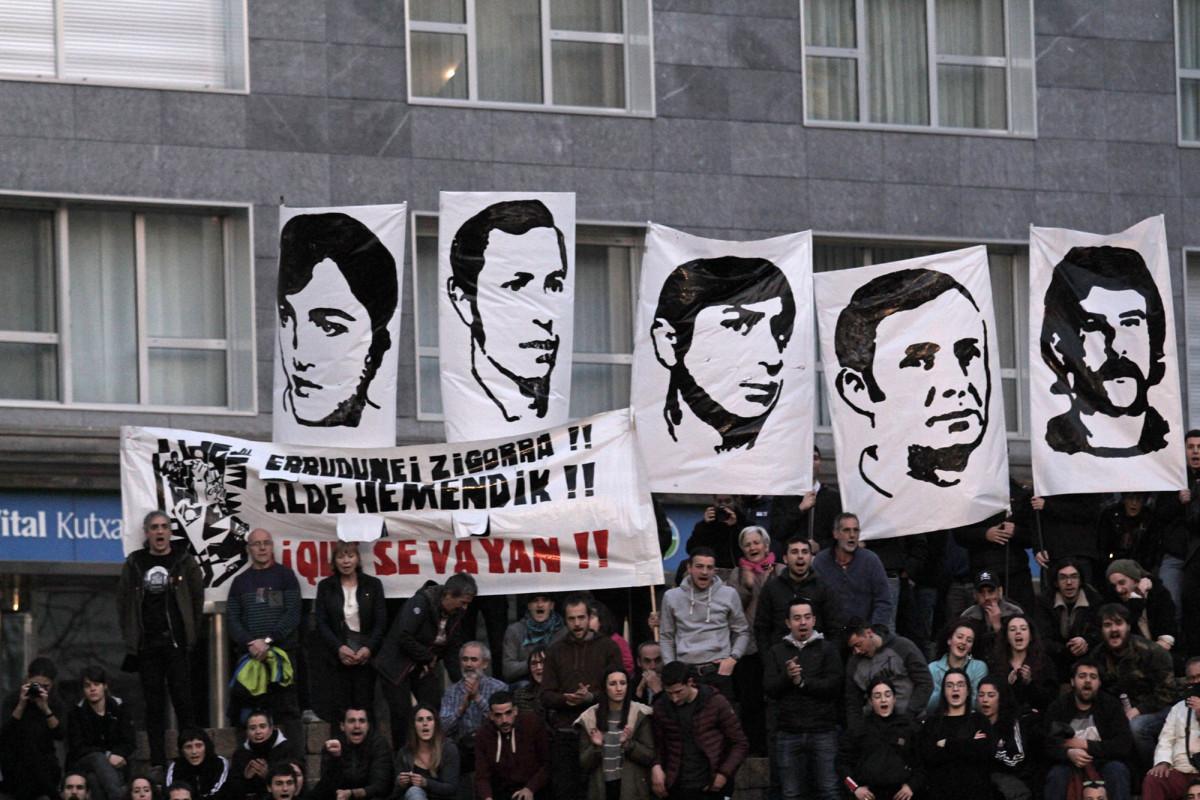 Martxoak  3  Elkartea  consigue  denunciar  la  masacre  de  1976  ante  la  ONU