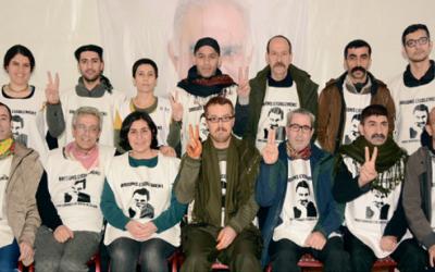"""Mertxe: """"Tenemos una responsabilidad como internacionalistas y feministas en lo que está pasando en el Kurdistán"""""""