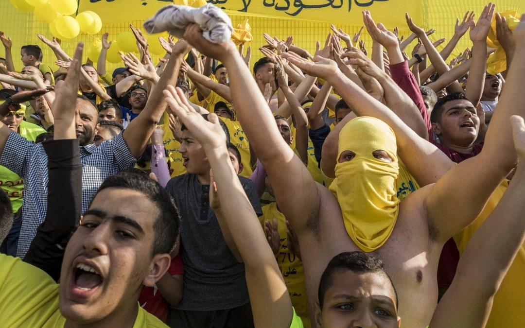 Uhintifada 342: Helena Bengoetxea: «Palestinan okupazioak bizitzako arlo guztiak menperatzen ditu, baita futbola ere, kirola eguneroko bizimoduko jarduera baita»