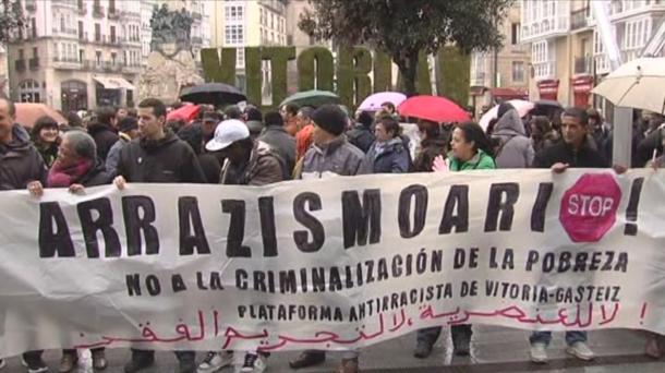 Denuncian  un  nuevo  caso  de  racismo  relacionado  con  el  acceso  a  la  vivienda  en  Gasteiz