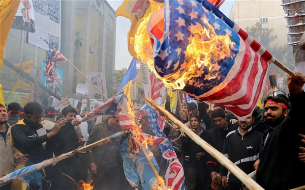 Ekialde Hurbileko Geopolitika Zikloa – Iran, Ardatz Txiita eta Ardatz Antiinperialista