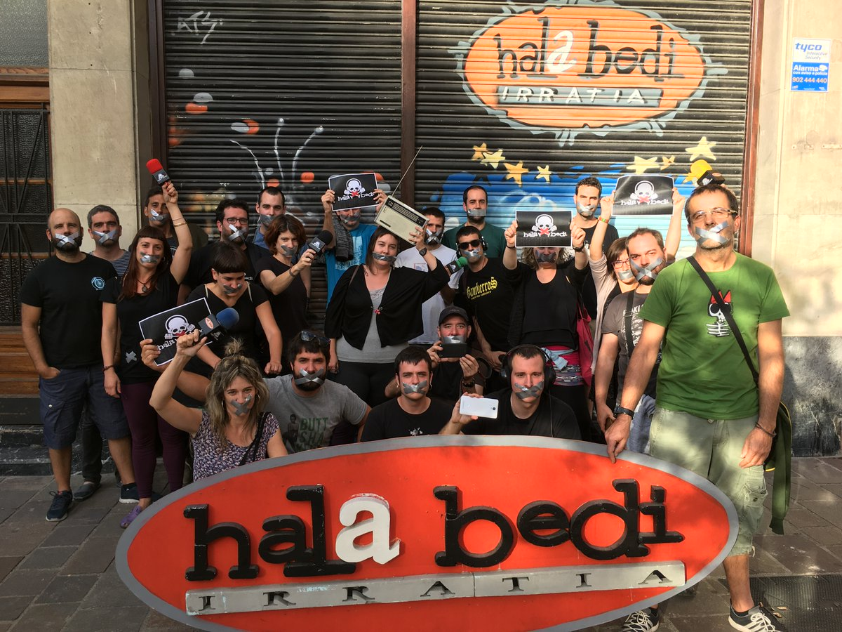 Hala Bedi gana la batalla de la Ley Mordaza al Gobierno Vasco