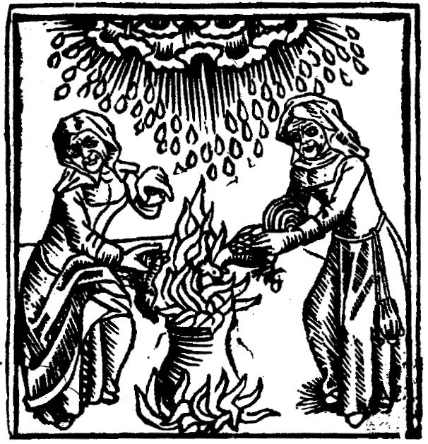 O no será | La caza de brujas: un intento más de disciplinar a las mujeres*