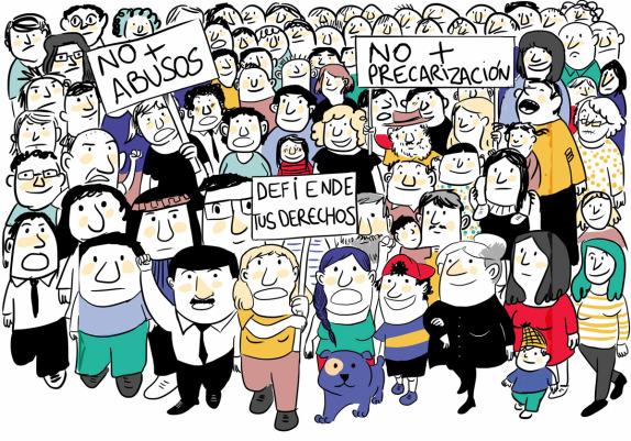 Prestaciones sociales | Nuevo caso de suspensión injusta de la RGI y saturación de las oficinas de Argilan-ESK