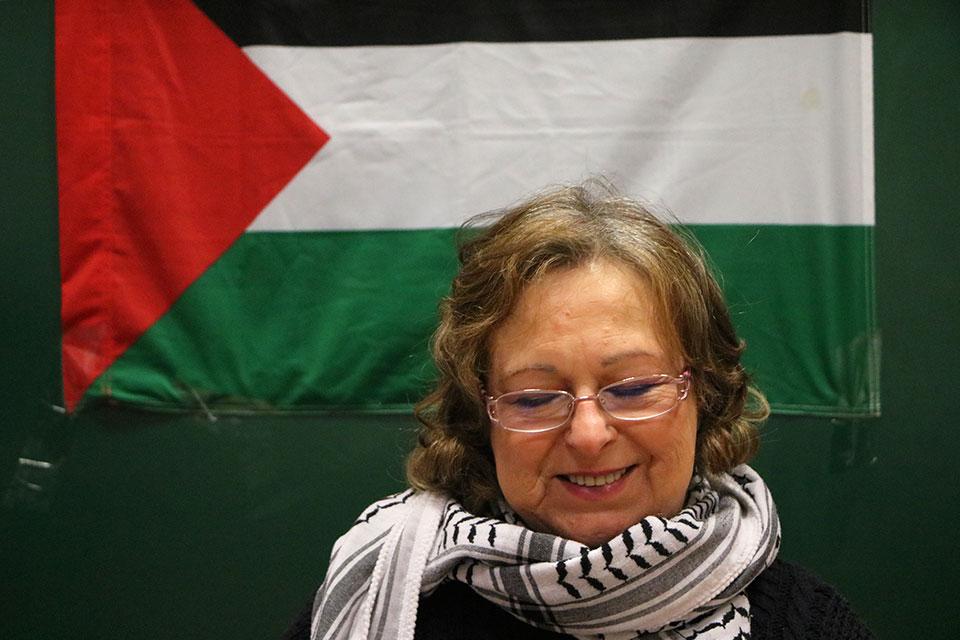 """""""Israel es parte de una internacional fascista y ultraconservadora que intenta imponer su hegemonía en el mundo"""""""