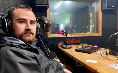 """""""Hacer un llamado a la audiencia a que se solidarice con la situación en Colombia y con la situación de los presos políticos"""""""