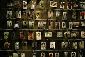 """""""Derechos humanos: recordando Ruanda"""" -José Ramón Pérez Perea-"""