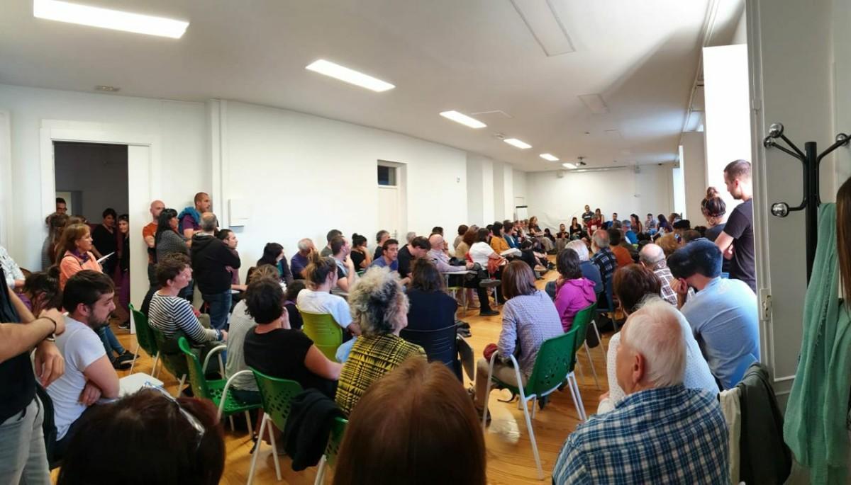 Gasteiz  se  pone  en  marcha  para  defender  a  sus  vecinas  ante  el  macrojuicio  11/13