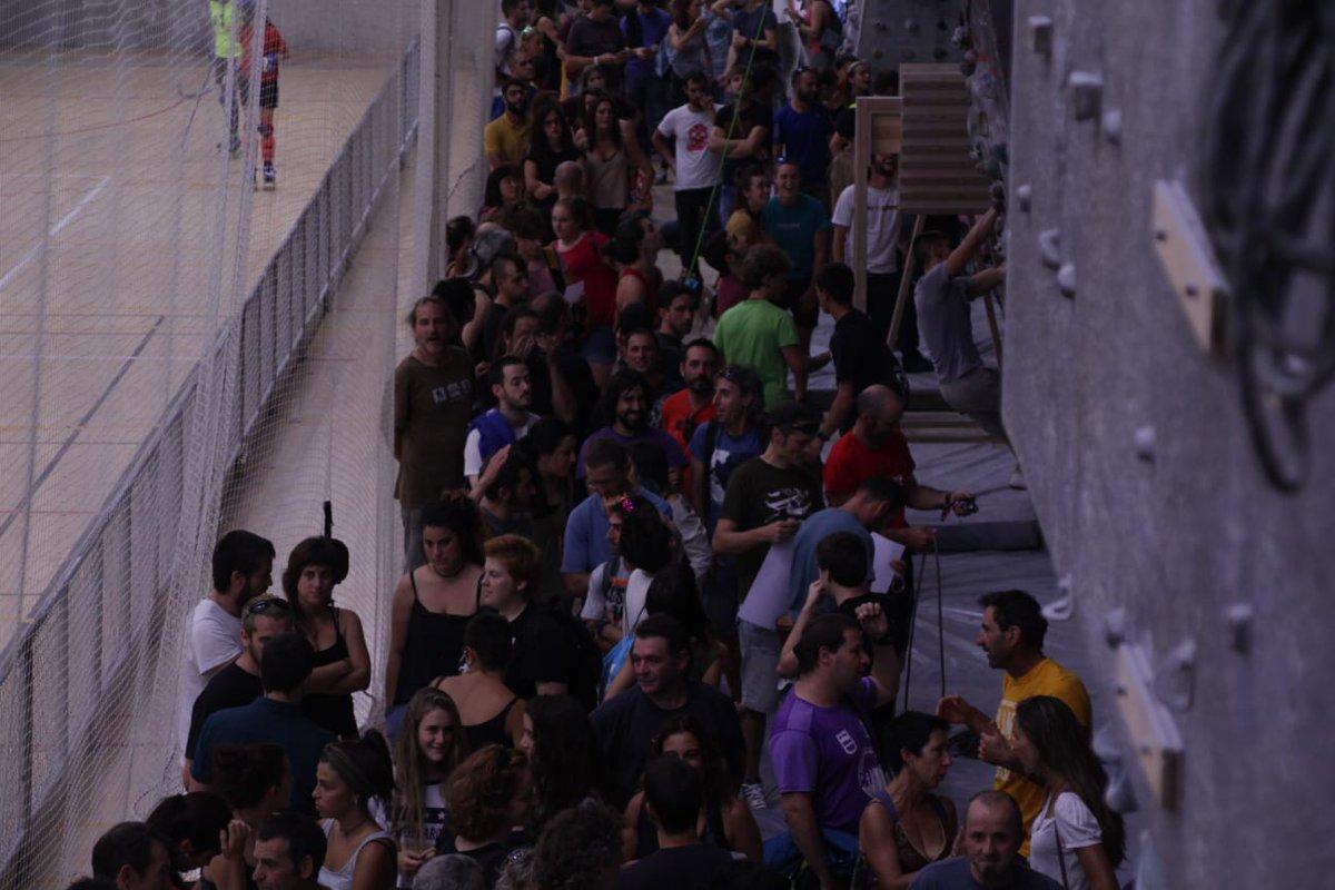 Los  rocódromos  municipales  de  Gasteiz  se  abrirán  con  nuevos  despidos  y  con  la  aplicación  del  convenio  estatal  frente  al  alavés