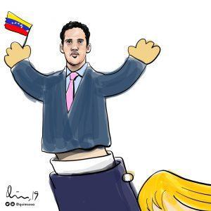 Internacional   Venezuela: 'fake news', mentiras y fracaso de Guaidó
