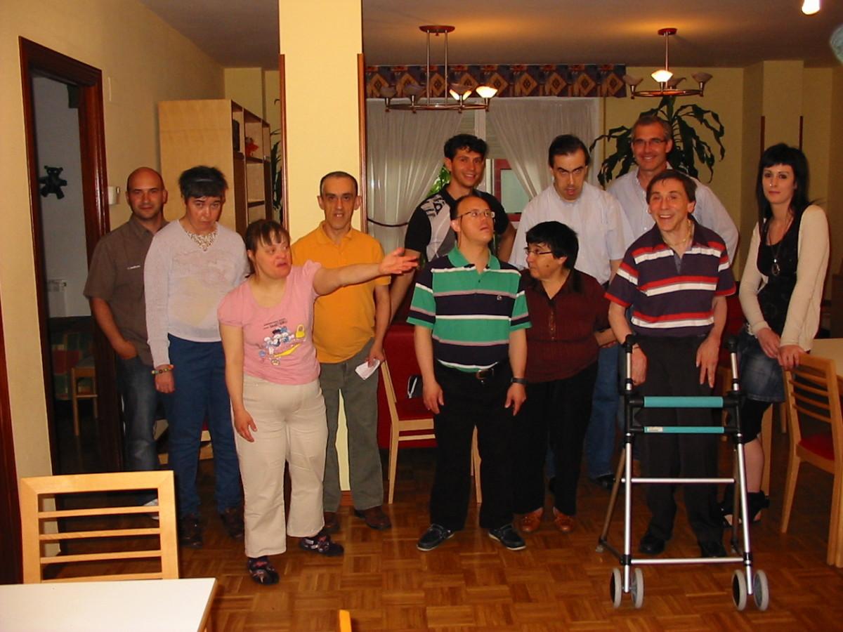 33  personas  con  discapacidad  intelectual  de  Araba  están  en  listas  de  espera  para  una  plaza  residencial