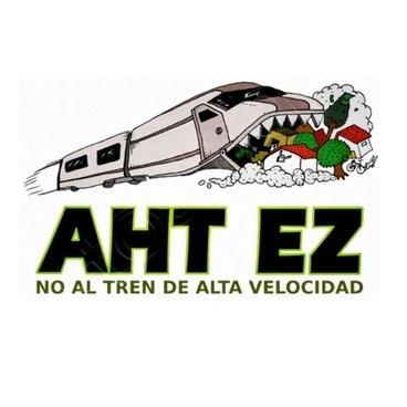 """Iñigo  Leza  (AHTrik  EZ!):  """"Lanak  ez  dira  hasi,  garaiz  gabiltza  AHTa  gelditzeko"""""""