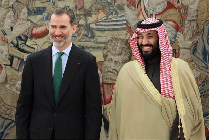 España y Arabia Saudí
