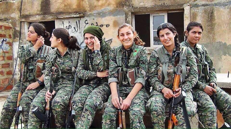 Ekialde Hurbileko Geopolitika Zikloa – Kurdistan, mugimenduaren bilakaera eta Rojavako iraultza