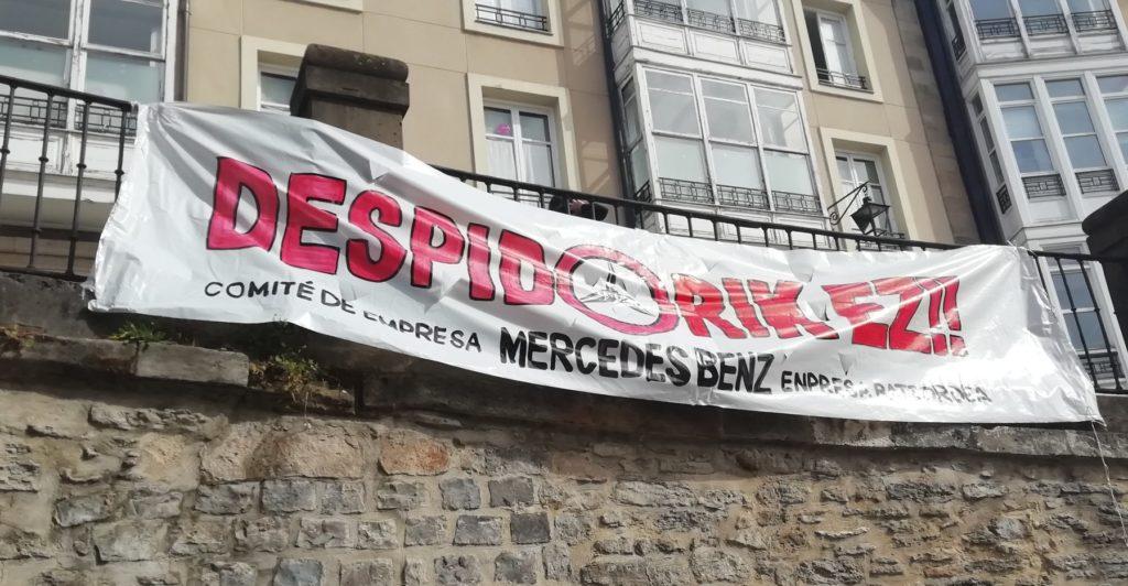 Baja el sueldo en Mercedes mientras la fábrica factura más que nunca