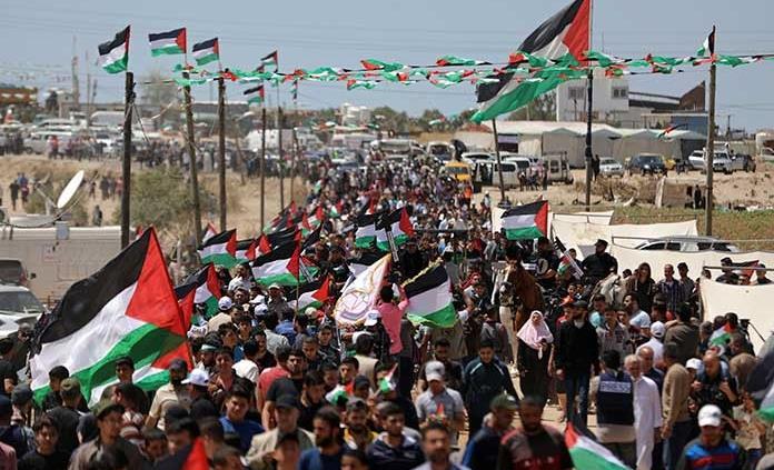 Internacional | Palestina, 71 años de 'Nakba'