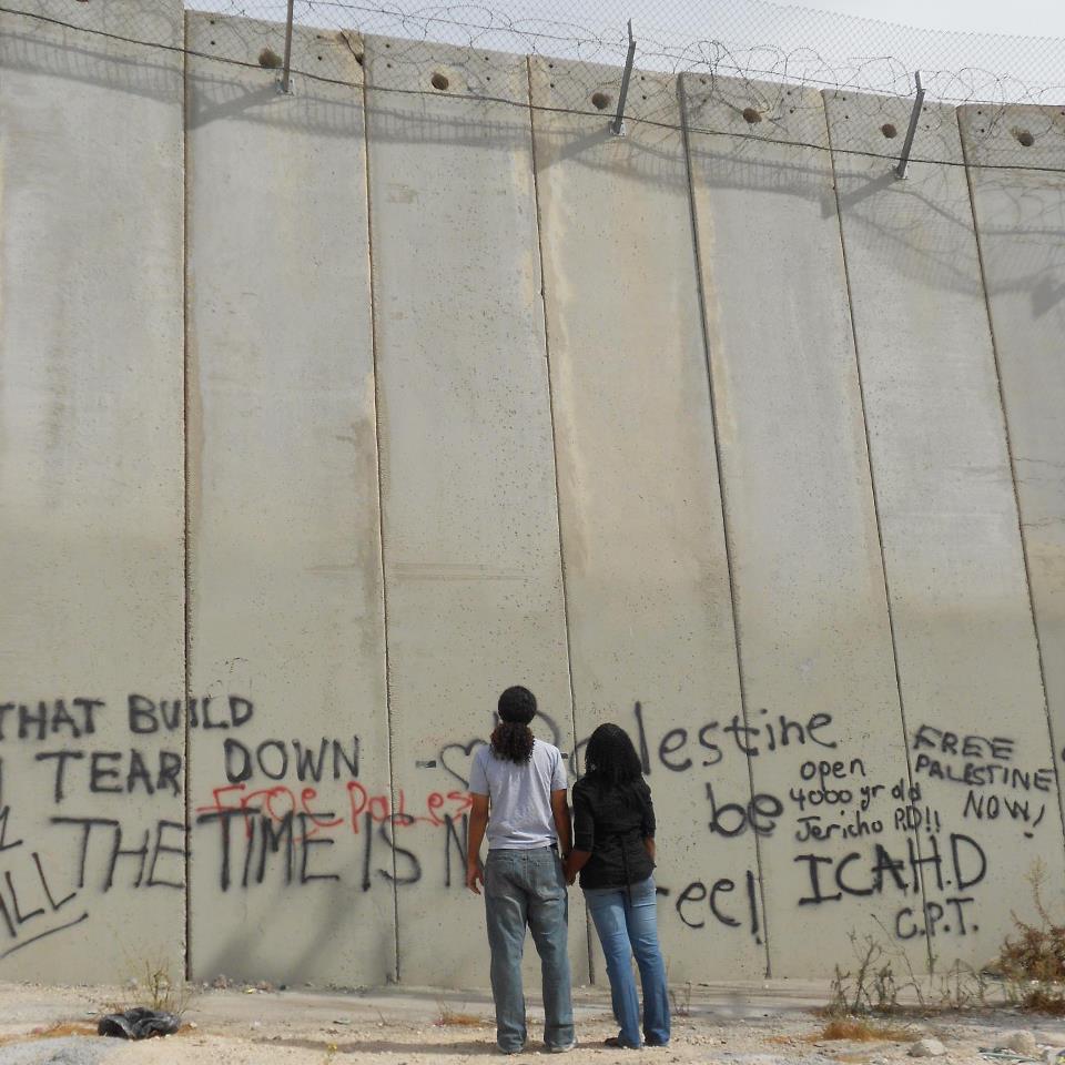 """""""La lucha contra la ocupación de Palestina es la lucha contra el capital, una lucha de hormiguita contra elefante"""""""