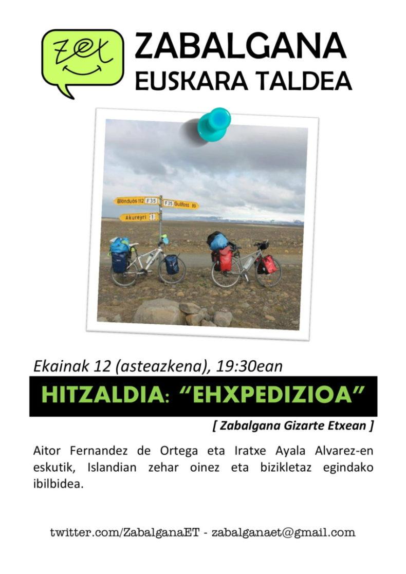 EHxpedizioa