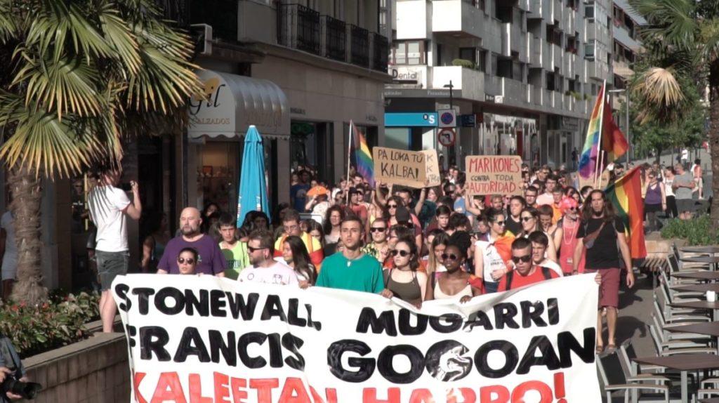 Ekainak 28 | Harro, baina ez salgai, eta Stonewall mugarri