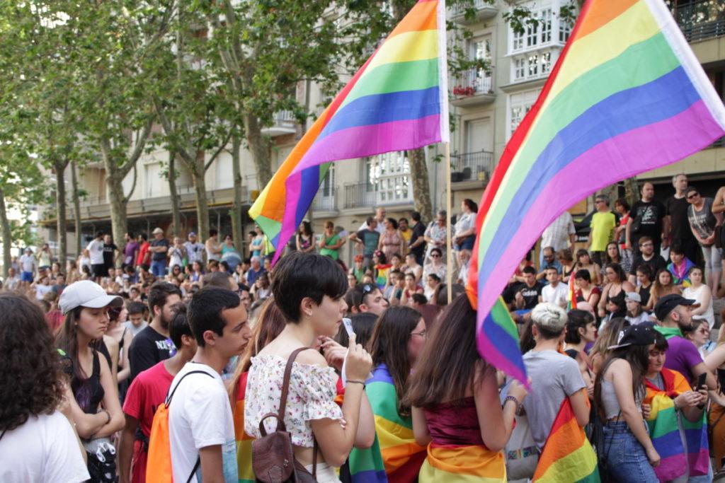 Harro, baina ez salgai, eta Stonewall mugarri